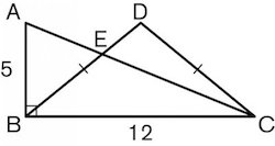 right angled isosceles triangle similarity